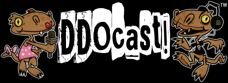 DDOcast - A DDO Podcast for Fans by Fans!